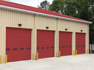 Commercial Garage Solutions